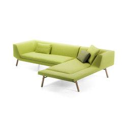 Combine sofa | Modular sofa systems | Prostoria