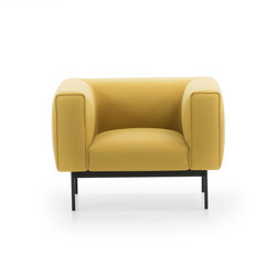 Convert armchair | Loungesessel | Prostoria