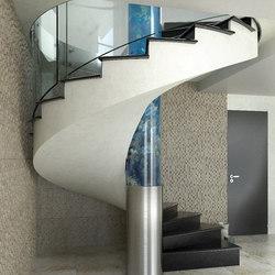 Aqua | Concrete stairs | Siller Treppen