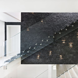 Mistral Black | Staircase systems | Siller Treppen