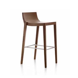 Moka | MTK331 | Bar stools | Fornasarig