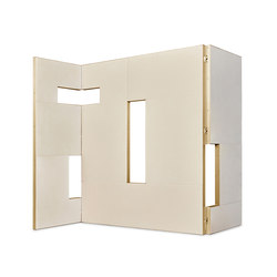 Golden Eye | Folding Screen | Paravents | MUNNA