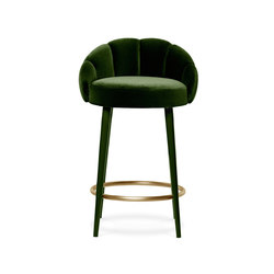 Olympia | Counter Stool | Taburetes de bar | MUNNA