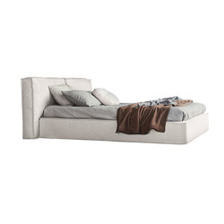 Flann | Double beds | DITRE ITALIA