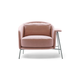 Kepi | Armchair | Lounge chairs | Saba Italia