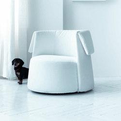 LaCarmen – Armchair | Lounge chairs | Saba Italia