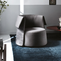 LaCarmen – Armchair | Loungesessel | Saba Italia
