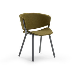 Phoenix | Visitors chairs / Side chairs | OFFECCT