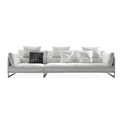 Livingston | Sofa | Sofás lounge | Saba Italia
