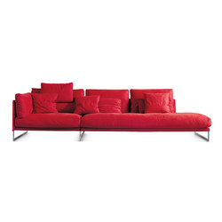 Livingston | Sofa | Sofás | Saba Italia