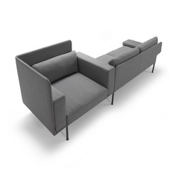 Vari Lounge | Sofás | OFFECCT