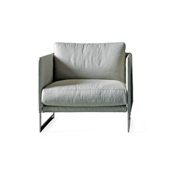 Livingston | Armchair | Sillones lounge | Saba Italia
