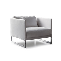 Livingston | Armchair | Lounge chairs | Saba Italia