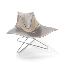 Manta | Armchair | Lounge chairs | Saba Italia