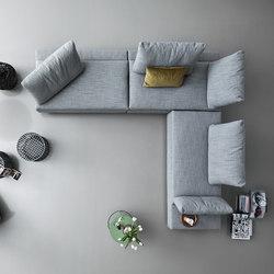 Limes | Lounge sofas | Saba Italia