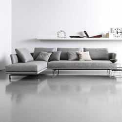 New Quinta Strada | Sofa | Sofás | Saba Italia