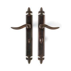 Entry Sets - CMP-1240 | Türdrückergarnituren | Sun Valley Bronze