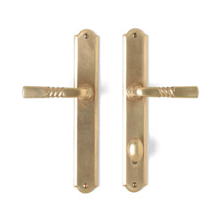Entry Sets - CMP-A811PF | Handle sets | Sun Valley Bronze