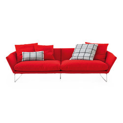New York Soft | Sofa | Loungesofas | Saba Italia