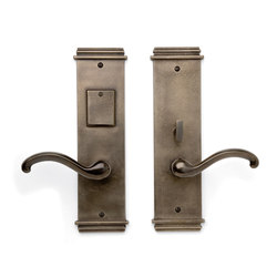 Entry Sets - CS-441ML | Handle sets | Sun Valley Bronze