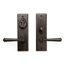 Entry Sets - CS-408ML | Set maniglie | Sun Valley Bronze