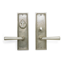 Entry Sets - CS-422ML | Juego picaportes | Sun Valley Bronze