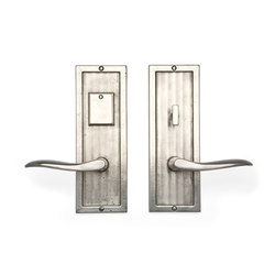 Entry Sets - CS-431PLD | Handle sets | Sun Valley Bronze