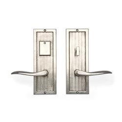 Entry Sets - CS-431PLD | Juego picaportes | Sun Valley Bronze