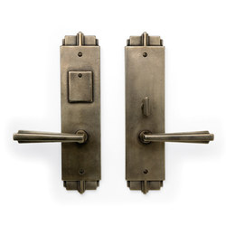 Entry Sets - CS-461ML | Handle sets | Sun Valley Bronze