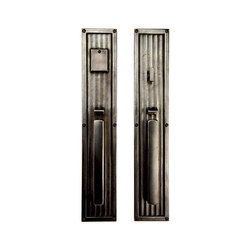 Entry Sets - CS-731HH | Handle sets | Sun Valley Bronze