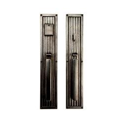 Entry Sets - CS-731HH | Türdrückergarnituren | Sun Valley Bronze