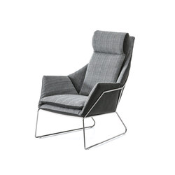 New York Bergère | Lounge chairs | Saba Italia