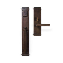 Entry Sets - CS-741 | Set maniglie | Sun Valley Bronze