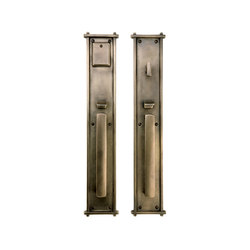 Entry Sets - CS-751HH | Handle sets | Sun Valley Bronze