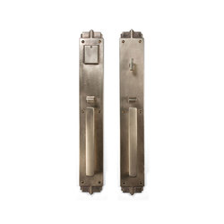 Entry Sets - CS-761HH | Handle sets | Sun Valley Bronze