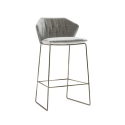 New York High Stool | Taburetes de bar | Saba Italia