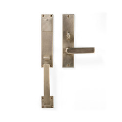 Entry Sets - CS-904 | Handle sets | Sun Valley Bronze