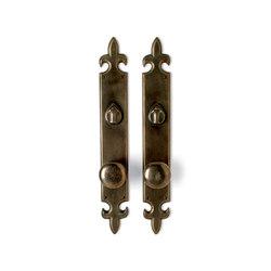 Entry Sets - CS-1250PLD-DC | Handle sets | Sun Valley Bronze
