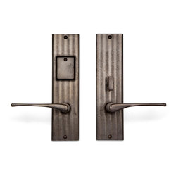 Entry Sets - CS-1410ML | Handle sets | Sun Valley Bronze