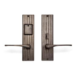 Entry Sets - CS-1410ML | Handle sets | Sun Valley Bronze