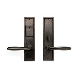Entry Sets - CS-1510ML | Juego picaportes | Sun Valley Bronze