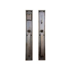 Entry Sets - CS-1518HH | Handle sets | Sun Valley Bronze