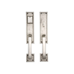 Entry Sets - CS-1524HH | Handle sets | Sun Valley Bronze
