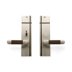 Entry Sets - CS-WH1610ML-PF | Handle sets | Sun Valley Bronze