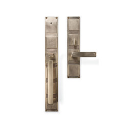Entry Sets - CS-1818 | Handle sets | Sun Valley Bronze