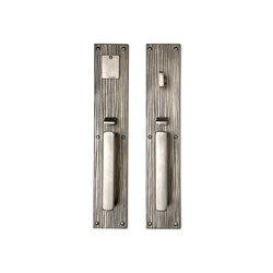 Entry Sets - CS-1918HH | Handle sets | Sun Valley Bronze