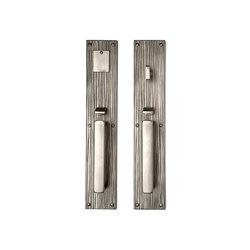 Entry Sets - CS-1918HH | Juego picaportes | Sun Valley Bronze