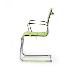 Slim | Visitors chairs / Side chairs | DVO