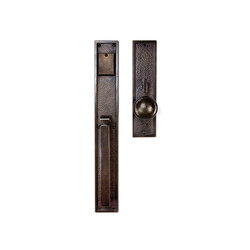 Entry Sets - CS-HP1518 | Handle sets | Sun Valley Bronze