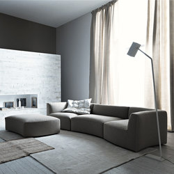 River | Sofa | Sofás lounge | Saba Italia